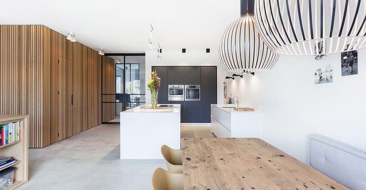 BNLA architecten architect voor ontwerp casco loft Amsterdam