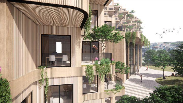 BNLA ontwerpt en ontwikkeld in samenwerking met INSYNC living & Steengoed Vastgoed een compleet nieuwe woonbeleving. Het INSYNC co-living concept biedt antwoord op de groeiende vraag naar inspirerende en kleinschalige woningen in de stad.